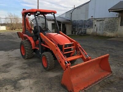 2013 Kubota L45 TLB 377 hour. Financing Available