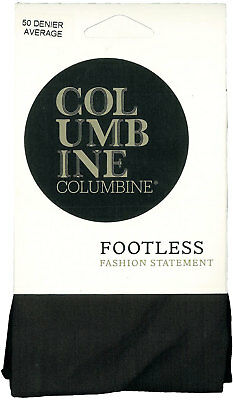 New Quality Footless Columbine Black Dance Ballet Modern Tights.   ON SALE NOW
