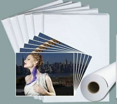100 A4 Inkjet DOUBLE SIDED MATTE photo paper for PHOTOs 180gsm for Canon Epson -