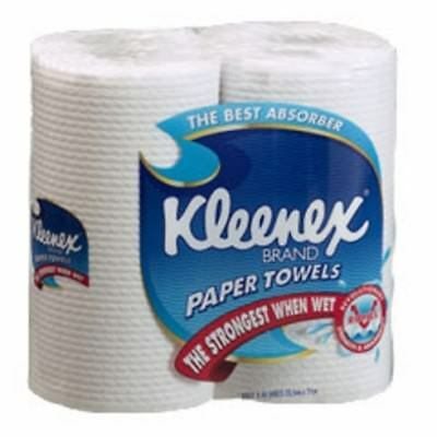 Kimberly Clark Kleenex 4430 Premium Quality Kitchen Paper Towel White