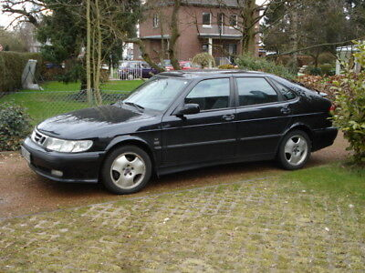 Saab 9-3 TiD SE Anniversary Coupe 2. Hand 2,2 L 125 PS 92 KW 8fach Alubereifung