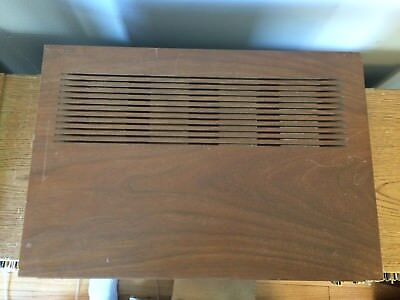 Sansui Six Top Cover Wood Case for Vintage Receiver & others