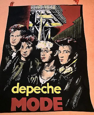 Depeche Mode DM Fahne Flagge Banner 1984 Some Great Reward