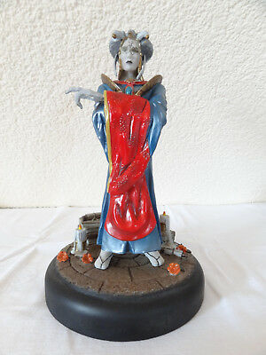 Magic The Gathering Resin Statue Meloku Kamigawa Champions