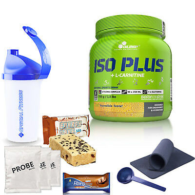 17,84€/kg Olimp ISO plus Isotonic Drink Powder 700g Dose + BONUS
