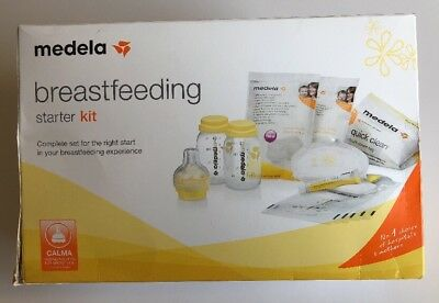 Medela Breastfeeding Starter Kit - Baby feeding kit - brand new