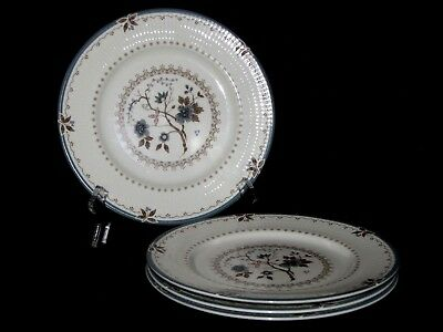 4 Royal Doulton Old Colony Salad Plates