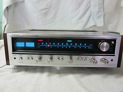 PIONEER SX-636 AM/FM Stereo Receiver, Working, Beautiful Condition, Free  Ship