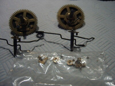 Kienzle Clock Parts Great Wheel Duo And Repeater Hammer  New?