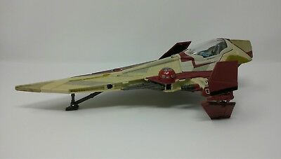 Star Wars Hasbro Jedi Starfighter Episode II Attack of the Clones 2001