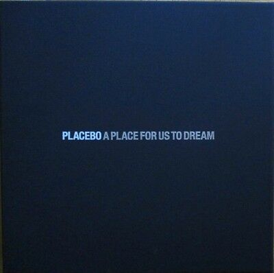 A Place For Us To Dream – 20 Years Of Placebo' Deluxe Box Set, Black Vinyl Editi