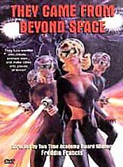 They Came From Beyond Space (DVD, 2000) FULL NEW