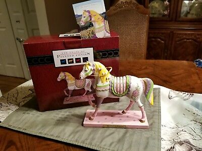 1st edition Trail of Painted Ponies The Prairie Princess