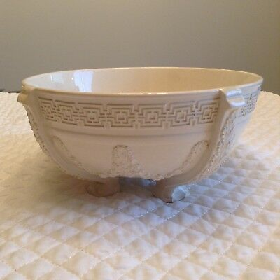 Wedgwood Ivory Patrician Footed Bowl c.1910