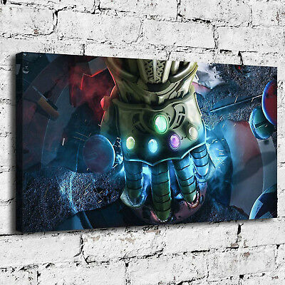 """12""""x20""""2023-Thanos Painting HD Print on Canvas Home Decor Room Wall Art Picture"""