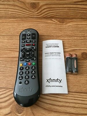xfinity comcast hdtv dvr cable remote xr2 version r1 w batteries rh picclick com Motorola DVR Manual comcast x1 dvr user manual