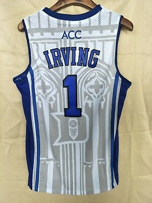 44f837c51bbb ... ncaa jersey 54251 21c05 get kyrie irving 1 duke blue devils men  stitched basketball jersey black white d767b e733b ...