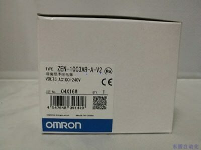 1PCS   OMRON ZEN-10C3AR-A-V2 PLC Relay module 90 days warranty