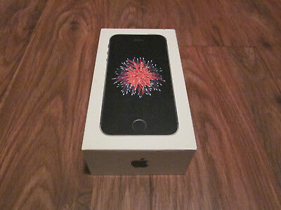 Apple iPhone SE 32gb EMPTY BOX and INSERTS ONLY! Authentic and original