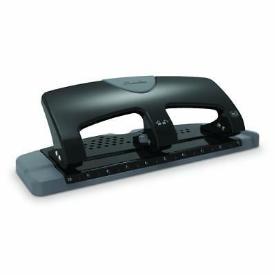 Swingline 3-Hole Punch, SmartTouch, Low Force, 20 Sheet Punch Capacity A7074133