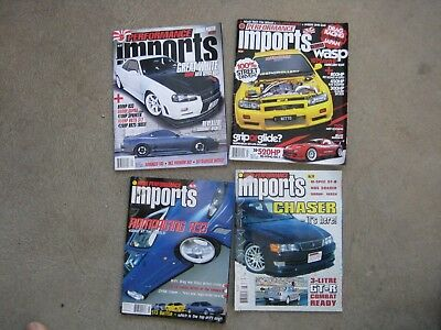 High Performance Imports Magazines  X   4