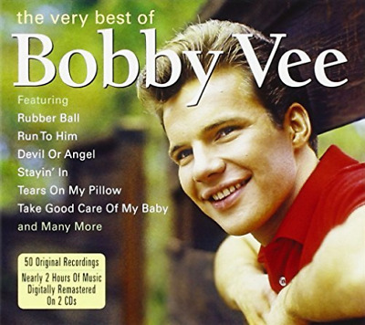 Bobby Vee-The Very Best Of  (US IMPORT)  CD NEW