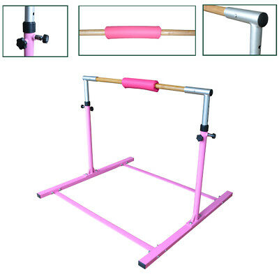 Girl Gymnastics bar High bar Uneven Bar Asymmetric Bar Training Hardwood Bar New