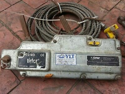 Tirfor Wire Rope Hand Winch T516