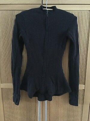Bloch Warm Up French Terry Sweater XS