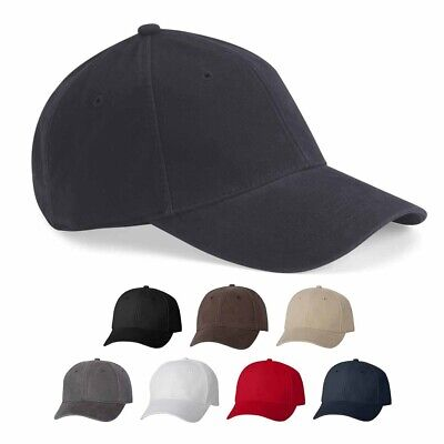 Team Sportsman 'The Classic'' Structured Cap Adjustable Tri-glide Buckle AH30