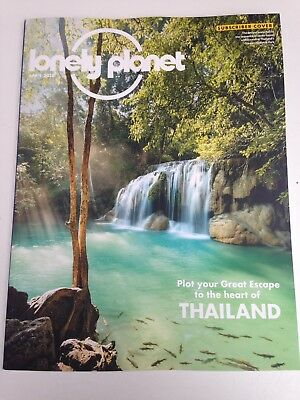 Lonely Planet Magazine Subscribers New Issue April 2018