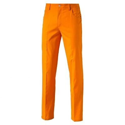 Puma 6 Pocket Pant, 04 vibrant orange
