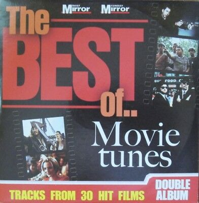 The Best Of Movie Tunes Cd Double Album Billy Elliot Oceans 11 Casino Face Off