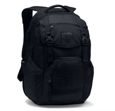Under Armour UA Coalition 2.0 Backpack, Black, BRAND NEW $109.00 retail