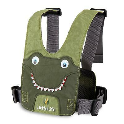 LittleLife Crocodile Animal Toddler Baby Safety Harness Rein 1-3 Years