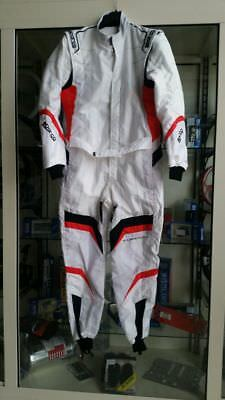 Tuta Kart Sparco X-Light Ks-7 Scadenza 2022 Tg 52 - Sparco Karting Suit Ks-7