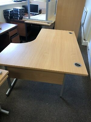 Quality heavy office  desk