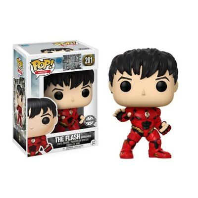 Funko Pop! - The Flash Unmasked Figura 10cm Edición Limitada
