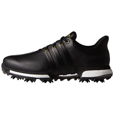 New Men's Adidas Tour 360 Boost Golf Shoes Black F33250/F33262 - Pick A Size