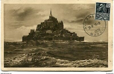 CPA - Carte postale-  France - Le Mont Saint Michel - 1931 (CP871)