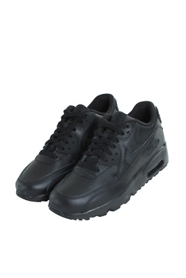Air Max 90 Ltr (Gs) Black 833412-001 Grade School Nike