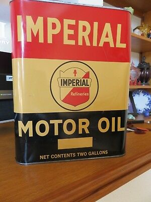 Imperial Motor Oil 2 Gallon Can