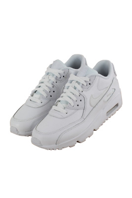 Air Max 90 Ltr (Gs) White 833412-100 Grade School Nike