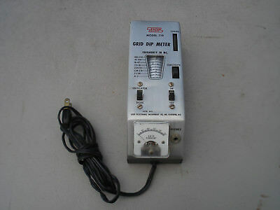 Eico Model 710 Grid Dip Meter
