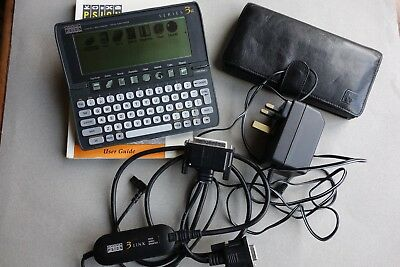 Psion Series 3a Vintage PDA Palmtop Handheld Computer - 1MB RAM - Fully Working