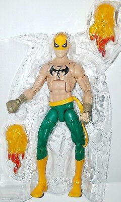 "Marvel Legends IRON FIST 6"" Figure Danny Rand The Defenders Amazon Comic Series"