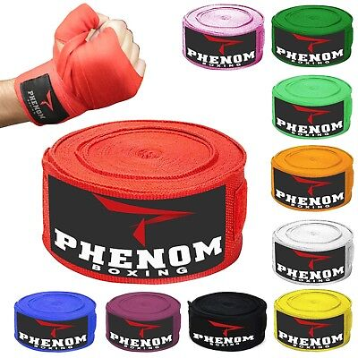 Phenom Boxing Hand Wraps Boxing Bandages Wrist Protect Fist Sport Training