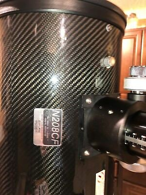 Explore Scientific 208mm telescope/Skywatcher Coma corrector