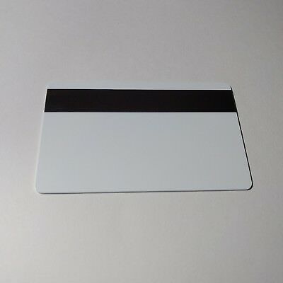 Blank Magstripe Card HiCo 3-Track Badge Credit - Pre-Programming Available!