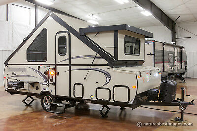 New 2018 T21TBHW A Frame Hard Side High Wall Pop Up Camping Travel Trailer